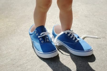 Ultimate Kids Shoe Sizes Charts (Baby, Toddler & Big Kids)