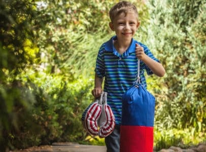 5 Best Punching Bags for Kids (2019 Reviews)
