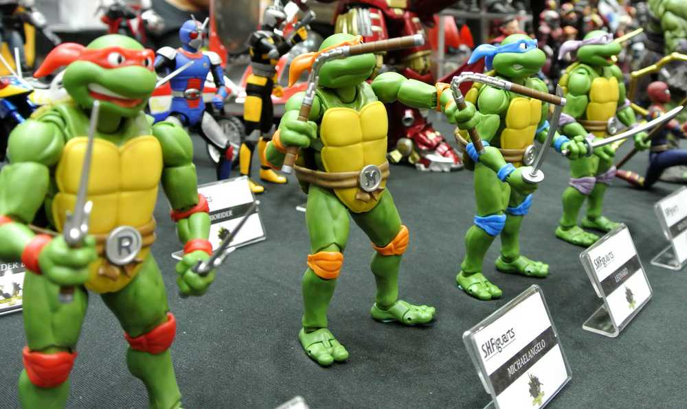 13 Best Ninja Turtle Toys (2019 Top Picks)
