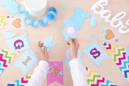 How to Plan a Baby Shower (Checklist & Games)
