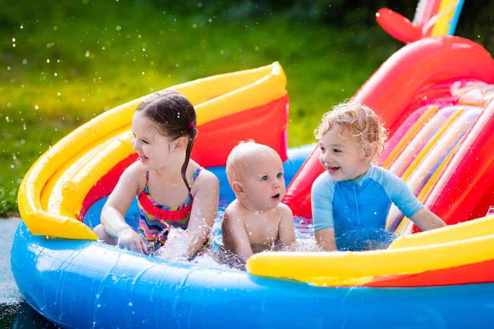 10 Best Inflatable Water Slides for Kids (2020 Reviews)