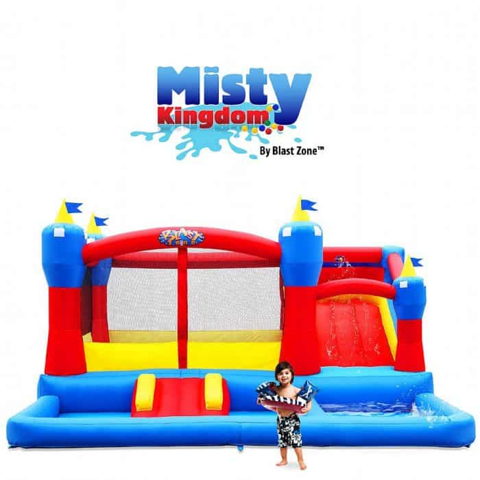 Product Image of the Blast Zone Misty Kingdom