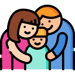 How Long Should You Hug Your Children? Icon