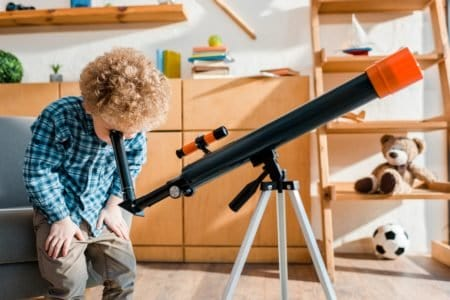 10 Best Telescopes for Kids (2020 Reviews)