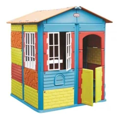 Product Image of the Little Tikes Build-a-House