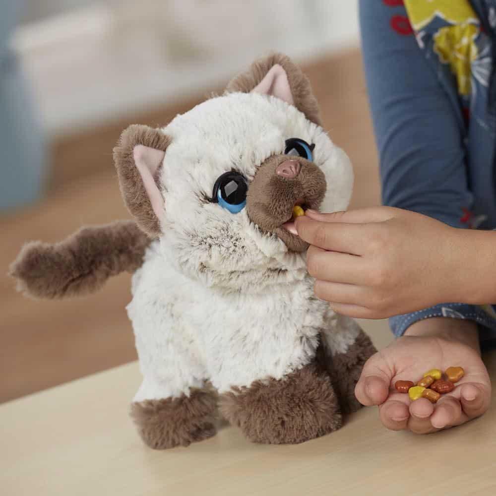 A FurReal dog toy