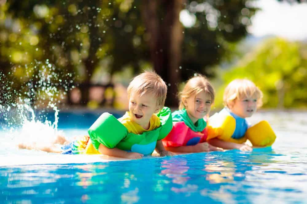 The Best Toddler Swim Vests (To Stay Safe in the Water)