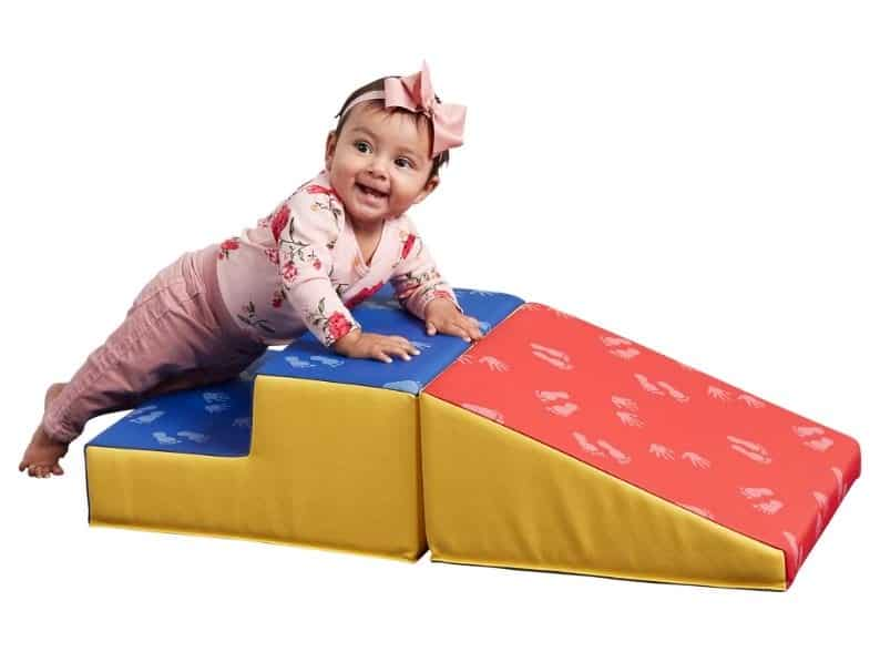 Product Image of the ECR4Kids Little Me Climb & Slide