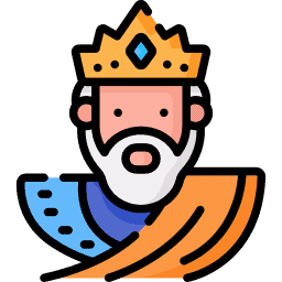 Who was the first king of Israel? Icon