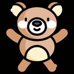 Sock bear Icon