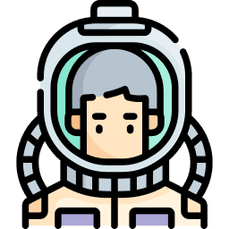 Who was the first man to step onto the moon? Icon