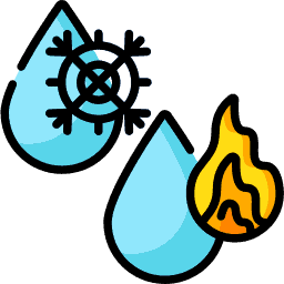 Hot and Cold Icon