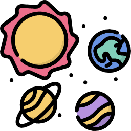 What's the closest planet to the sun? Icon
