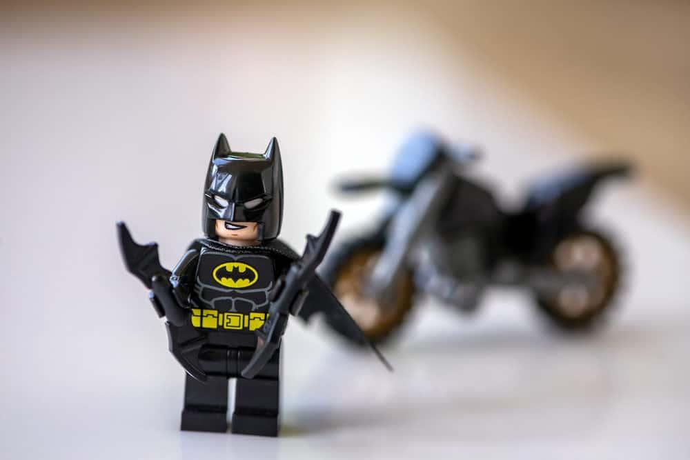 Batman toy action figure
