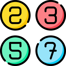 What is the next number in the pattern — 2, 3, 5, 9, 17? Icon