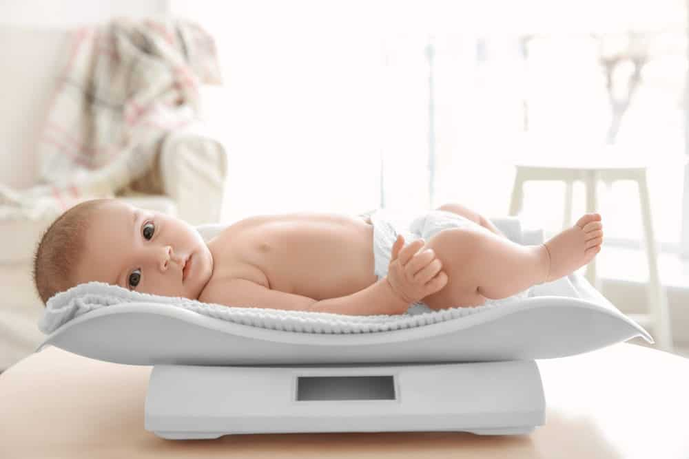 What Contributes to the Average Baby Weight