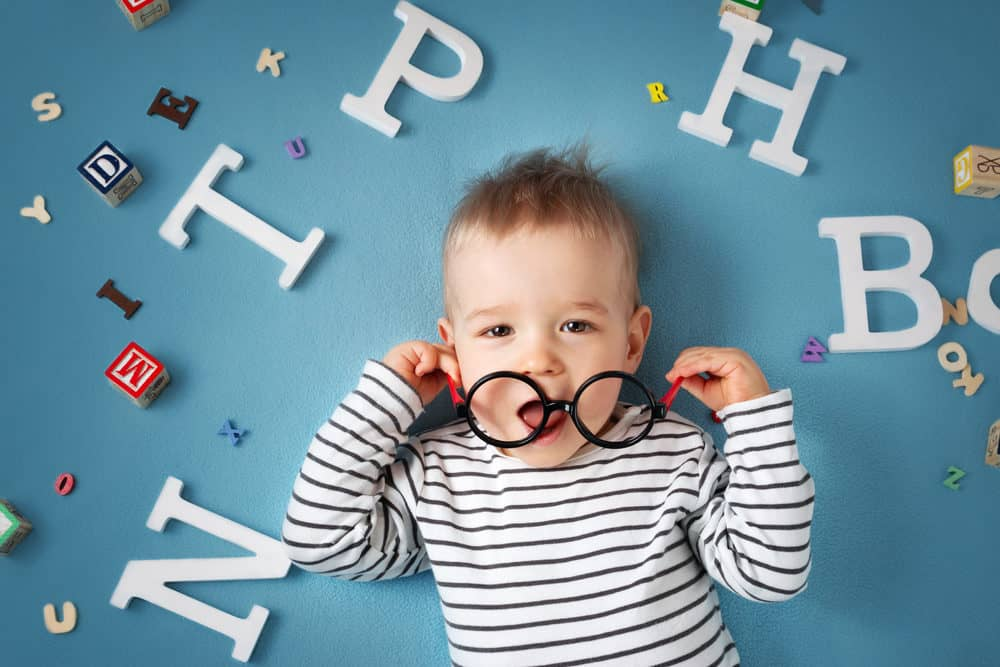 100 Nerdy and Geeky Baby Names
