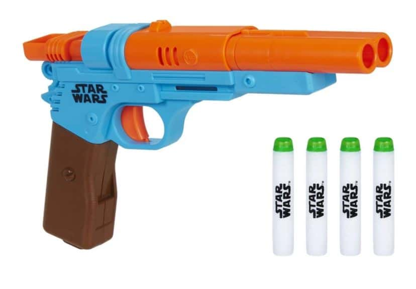 Product Image of the NERF Star Wars Bounty Hunter Blaster