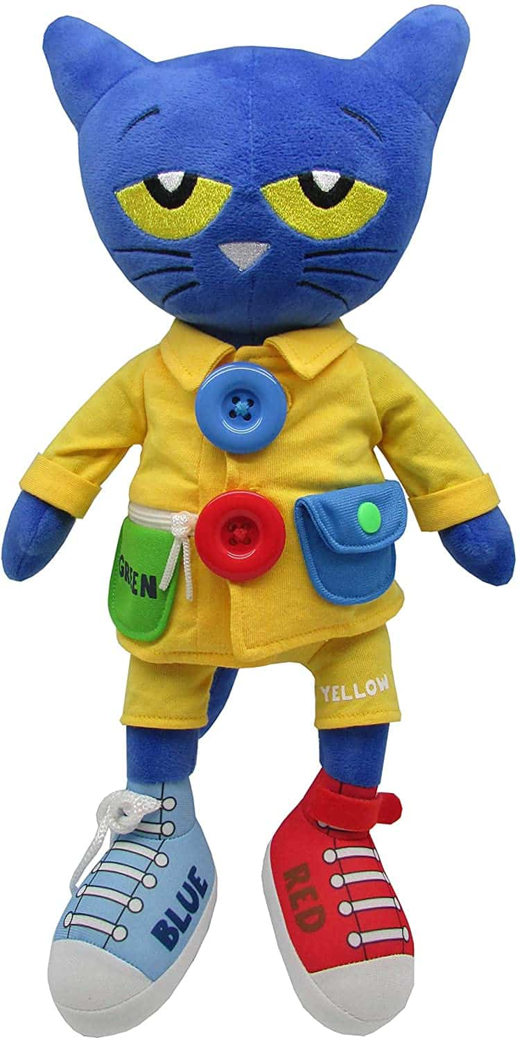 Product Image of the Pete the Cat Learn To Dress