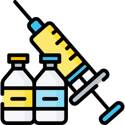 Skipping Immunizations Icon