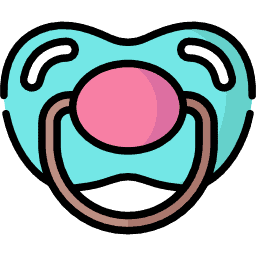 Do Pacifiers Cause Speech Delay? Icon